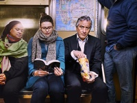 DeNiro rides the R train | Mickey Z.