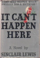 More Thoughts on 'It Can't Happen Here' | Emanuele Corso