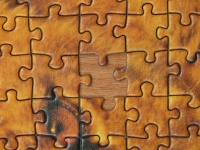 It's not a level playing field. It's a jigsaw puzzle with a lot of missing pieces. | Mickey Z.