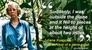 Why isn't Juliane Koepcke a household name? | Mickey Z.
