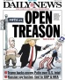 OPEN TREASON | NY Daily News