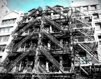 Social Distancing: (Fire) Escape from New York | Mickey Z.