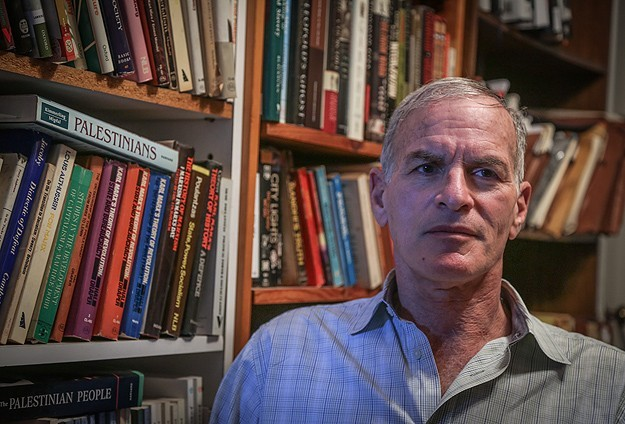 Norman Finkelstein. Photo: Anadolu Agency