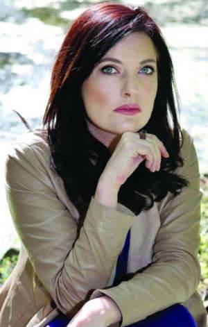 Rachel Moran. Photo credit: VIP Magazine.