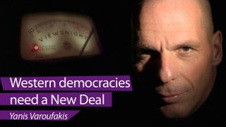 Yanis Varoufakis: 'Western Democracies need a New Deal'